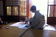 Experience tea ceremony and lunch
